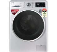 LG-8 KG FULLY AUTOMATIC FRONT LOAD(FHT1408ZNL)