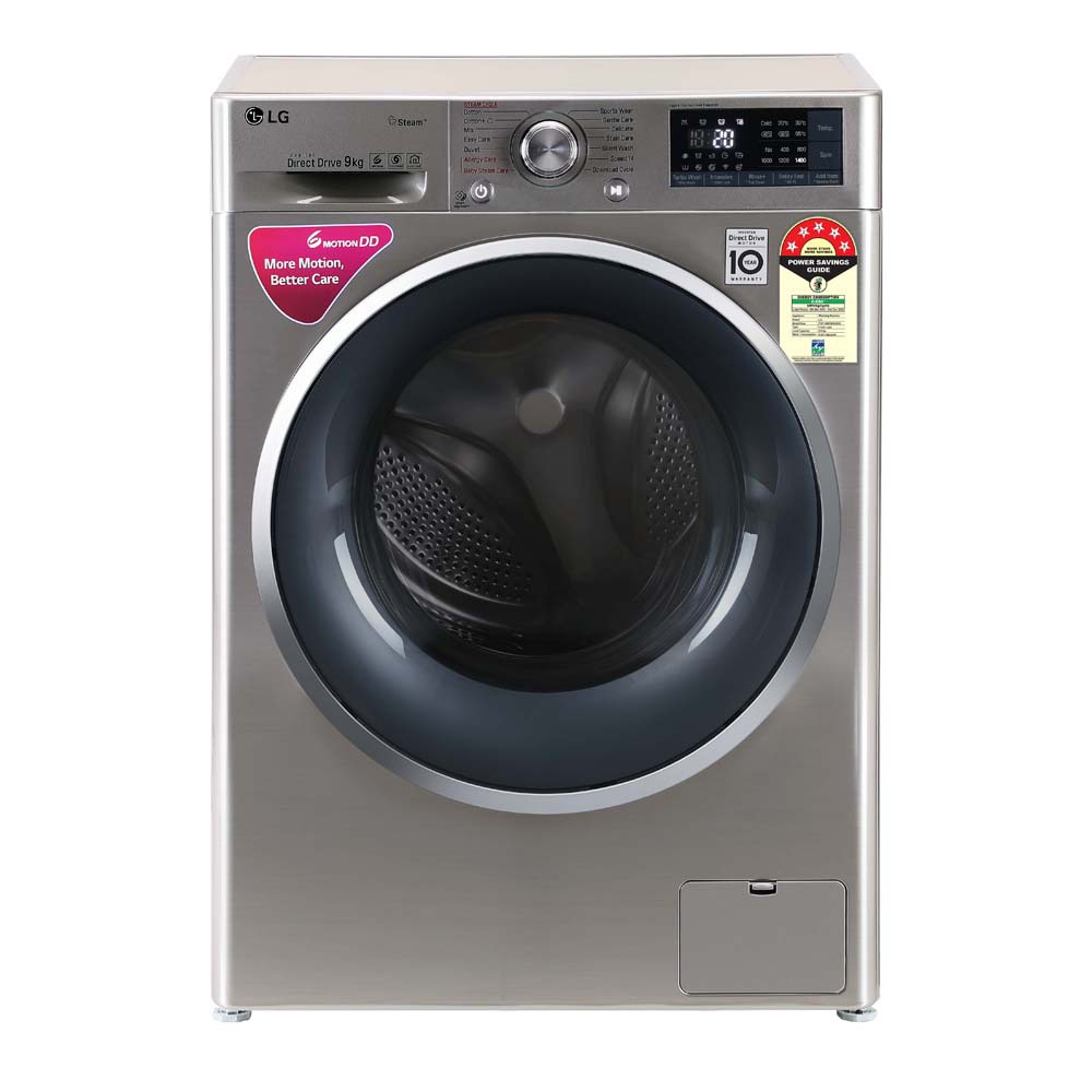 LG-9 KG FRONT LOAD FULLY AUTOMATIC (FHT1409ZWS)