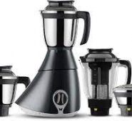 BUTTERFLY MATCHLESS 750-WATT MIXER GRINDER WITH 4 JARS (GREY)